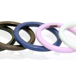 5 colors 2mm bands wht 800