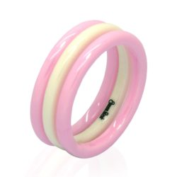 2mm pink white wht big
